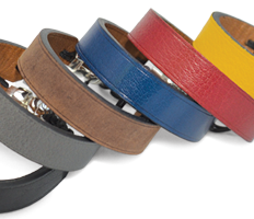 Romeo J leather bracelets Dalat collection
