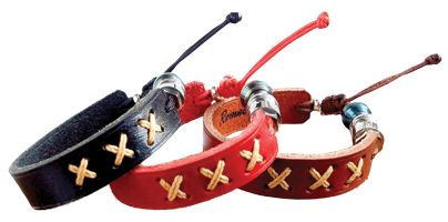 XPLOR  genuine leather bracelets collections
