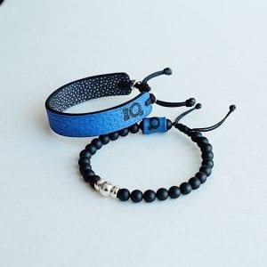 Bracelets Courage 2018 et 2019 pour amasser des fonds pour le cancer de la prostate
