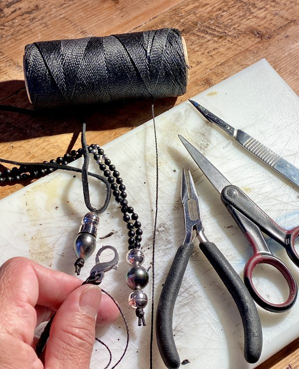 Fabrication du collier Sedawey